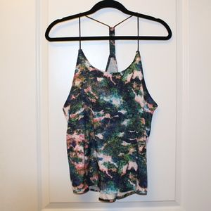 2 for $12 | Silky Tank Top - H&M Size 8